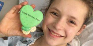Меллори получила новое сердце и новые надежды в светлое будещее