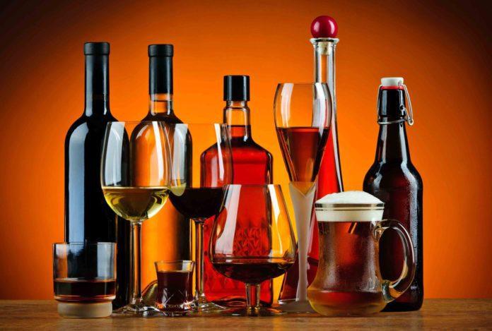 Алкоголь при похудении