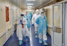 Заповнені лікарні коронавірус
