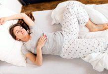 В какой позе спите вы?