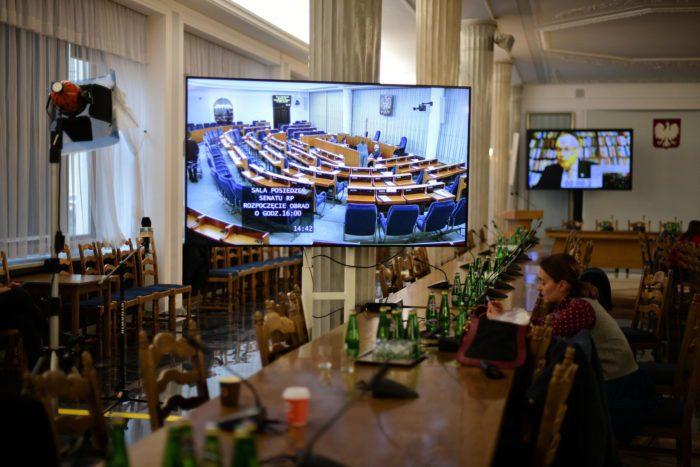 Урядове засідання в Польщі