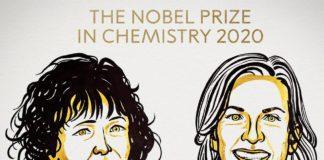 Лауреатки Нобелевской премии по химии 2020