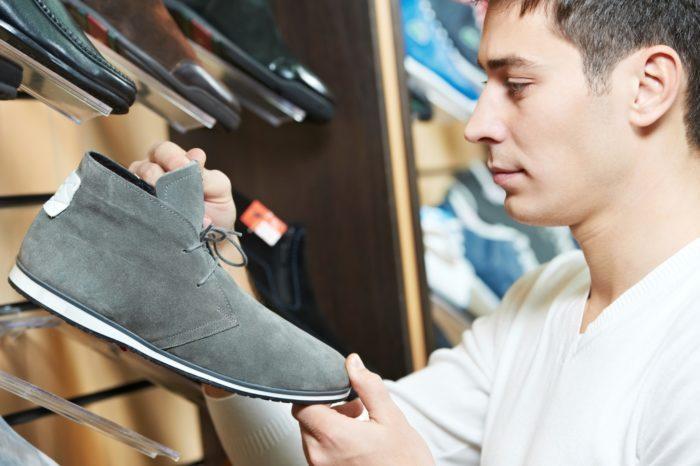 Правильно вибираємо взуття