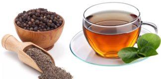 Чай з чорним перцем