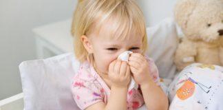 Дитина застудилася