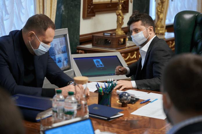 Нарада президента України
