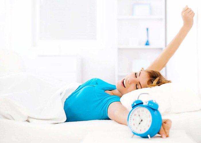 Чтобы чувствовать себя хорошо - нужно высыпаться