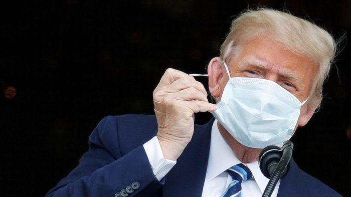 Коронавирус Дональда Трампа